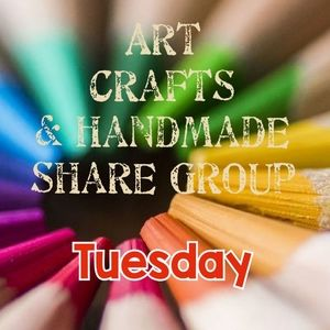 6/22 ARTS, CRAFTS AND HANDMADE SHARE GROUP